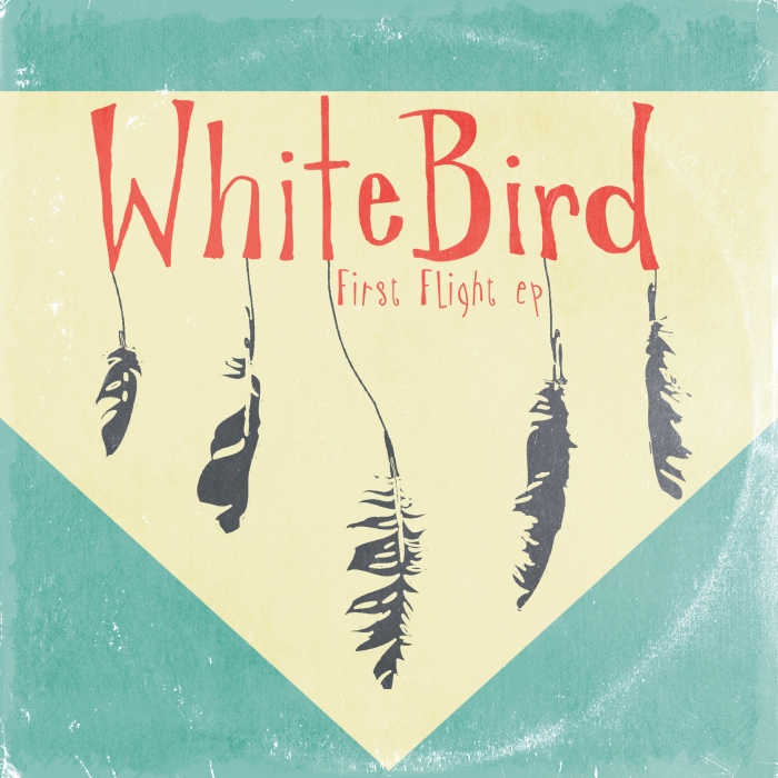 WhiteBird First Flight EP Cover